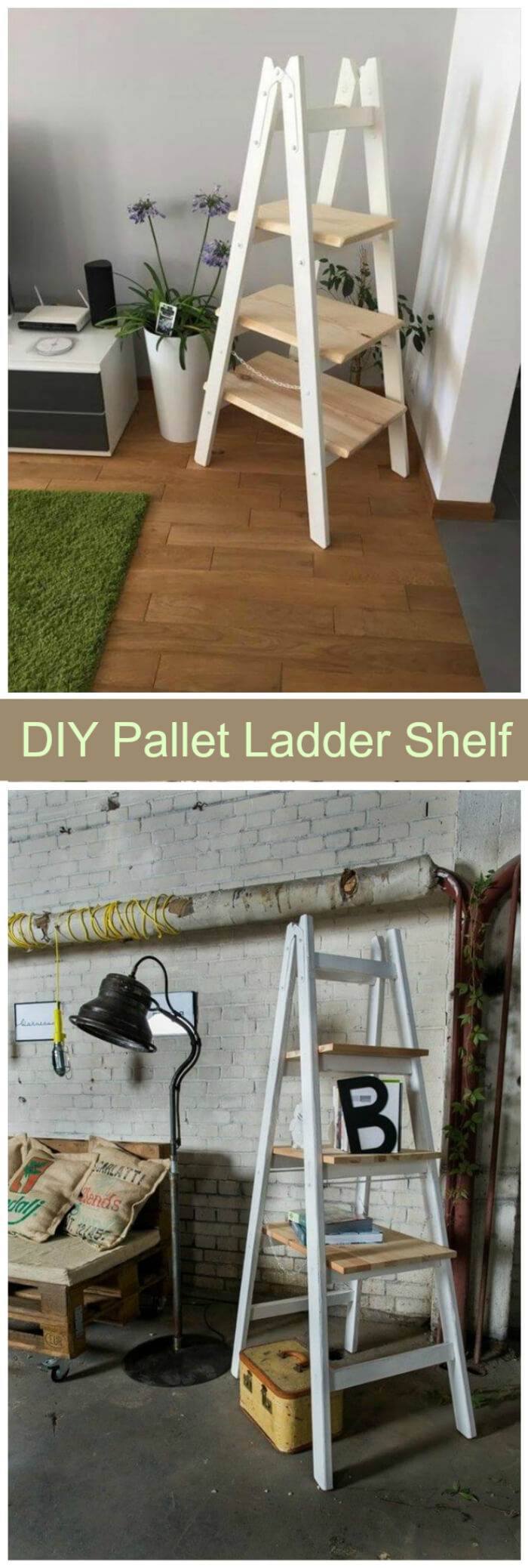Pallet Furniture Ideas with 25 Complete DIY Projects - I ...
